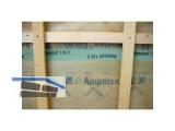 AMPATEX Dampfbremse DB 90 1,50 x 100 m f. Innen inkl. 2 x Ampacoll INT RL 150m2