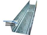CW-Wandprofil 100 verzinkt  L 2,50 m (Bnd. 8 Stg. / 20 lfm)