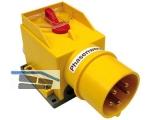 Schalter-/Steckerkombination für Avola Baukreissäge IC450 Nr.31007