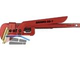 Armaturenschlüssel Brinko 300mm 22-1 schräg mit  Messingschutzb.