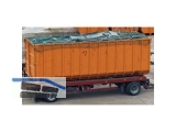 Container-Netz 3,5x5m  MW 45x45x3mm umlaufend robuste Randeinfassung