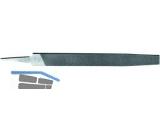 Alufeile 019 flachspitz 300mm H.0