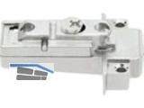 Adapterplatte für Zwischenscharnier 0mm, Excenter 175H5A00   679.630.3
