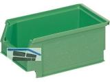 Sichtlagerkasten - Systembox SB2 500x310x200mm grün