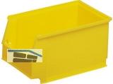 Sichtlagerkasten - Systembox SB2 500x310x200mm gelb