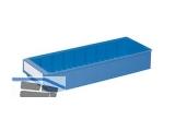 Lagerbox  LB300D 300x183x81mm blau