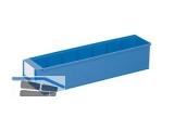 Lagerbox  LB400E 400x91x81mm blau