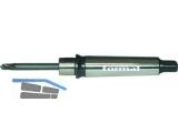 Aufnahmehalter MK2 mit Zentrierbohrer Format 27260002