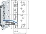 Aufnahmeelement VX 7502 3D für Futterzarge verzinkt