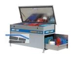 CombiBox Logicline CB-160, ohne Füsse B/H/T 1600x798x666 mm, Gasfeder