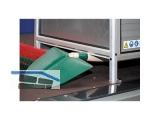 Standfüsse für ToolBox Logicline Staplertauglich, h=100mm, n. nachrüstbar