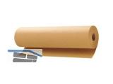 Abdeckpapier 40 g  150 mm x 50 lfm (Natron-Kraftpapier) 45951