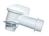 Ablasshahn Kunststoff Sonax für  200 l Kunststoff-Fässer 497700