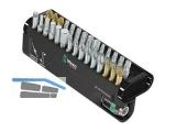 Bit-Sortiment BC Universal 30 Wera 056440  30-teilig Schlitz/PH/PZ/Torx/Hex