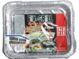 Alu-Fix Abtropfschale gross (3 Stk. per Pkg.)