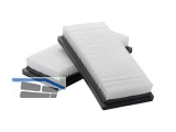 Alto-PET-Flachfilter zu Attix 30,40,50XC XtremeClean 2Stk 302002842