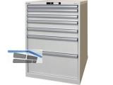 Lista Schubladenschrank  H/B/T 1000x717x725mm, 7 Laden