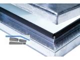 Dichtung zu Schachtabdeckung 600x600 Hohlkammerprofil 2,4M