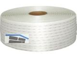Verpackungsband Polyester 13mm/850m gewebt-Längs+Queranordnung  3044.1136