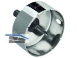 Profi Diamantbohrkrone DM 53 mm mit Hartmetall-Zentrierbohrer 26.200.03