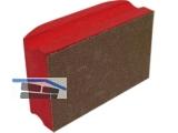Diamant-Handpad rot Körnung 200 51.560.03