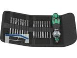 Bit-Sortiment 60 RA Kraftform Wera NEU Kompakt 17-teilig 051040
