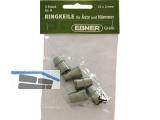 Ringkeile Gr. 1 -  8 x 1mm für Hämmer und Beile Set 5 Stk.