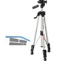 Alu-Baustativ BT 150  Höhe 52 - 147 cm für Geräte mit 1/4\ Gewindeaufnahme