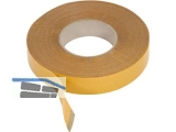 AMPACOLL DoubleSeal 25 m x 30 mm doppelseitiges klebendes Acrylband