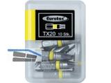 Biteinsatz 1/4\ TX20 x 25 mm gelb farbcodiert/Form E 6,3 Nr.945853 (VPE10)