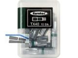 Biteinsatz 1/4\ TX40 x 25 mm grün farbcodiert/Form E 6,3 Nr.945856 (VPE10)