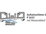 Aufsatzschiene thermostep GU D Gr. 33 EV1 9-39310-33-0-1