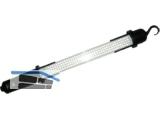 Akku Werkstatt-Handleuchte 160 LEDs inkl.Ladeger.230V/12V KFZ Ausf. HL160LED