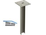 Ausziehstück für Balkonsäule C-Profil Höhe 300 mm ZINIP  31170.0000