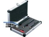 Alduro Bohrstangensatz HM  8-12mm 3tlg. mit HM-Platten TiN-besch.