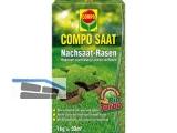 Compo  Nachsaat-Rasen 1kg/50m2  Karton 13883 02