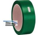 PET-Umreifungsband 15,0x0,67mm gep. Rolle zu 1700m grün, Kern 406mm 3820N