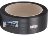 PP-Umreifungsband 12,0x0,55mm gep. Rolle zu 3000m schwarz, Kern 406mm 1270N