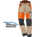 Bundhose Stihl Dynamic Vent orange/schwarz/khaki Gr.60 0000 883 9360