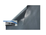 Schutz/Abdeckplane Typ 400 0,200x8000mm 50 lfm ohne Untertoleranz