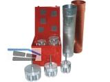 Aufweiterconer-Satz-Spezial für 100 und 120mm Fallrohr SCS100/120