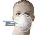 Atemschutzmaske 3M (SB-VE = 5 Stück) Geruchschutz SP 8710E FFP1
