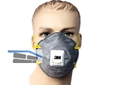 Atemschutzmaske 3M (SB-VE = 5 Stück) Filter Feinstäube, stör Gerüche 9914FFP1