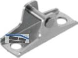 Aventos HK-XS Hochkl. Frontbefestigung für Holzfronten zum Schrauben 20K4101