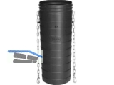 Schuttrohr DM 500/400 mm L=1100 mm Kunststoff