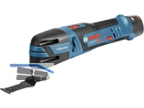 Akku Multi-Cutter Bosch 12 V Solo GOP 12 V-28   Click&go