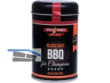 Barbecue for Champions Grillgewürz  Black Dust-BBQ Rub-550ml Gastro-Dose