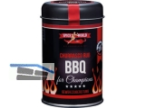 Barbecue for Champions Churrasco Hot BBQ Rub Grillgewürz 110g Streudose