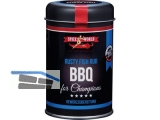 Barbecue for Champions Rusty Fish  rotes Fischgrillgewürz 90g Streudose