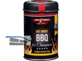 Barbecue for Champions Hot Wings  Geflügel 110g Streudose